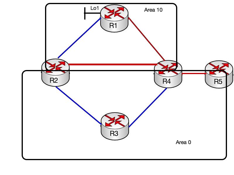 OSPF4