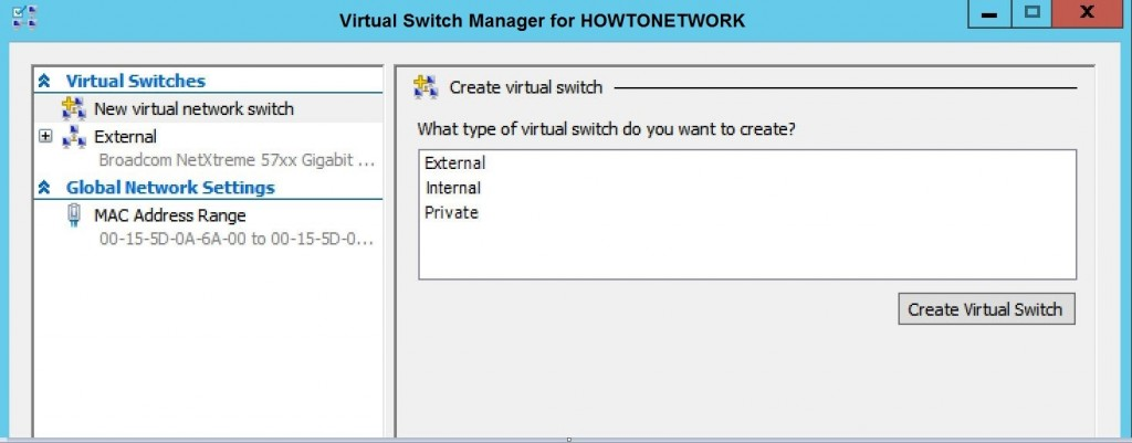 Virtual Switch